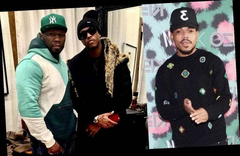 Chance the Rapper, 50 Cent and Many More Pray for Jeremih as He's Battling Covid-19 in Hospital