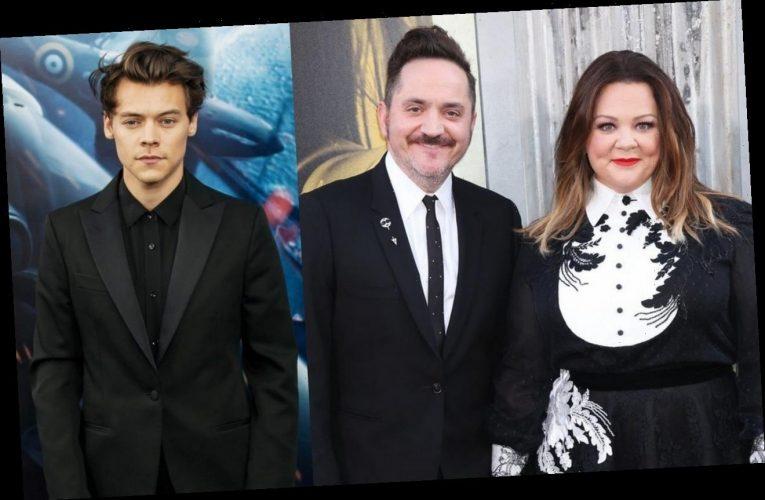 Melissa McCarthy Reveals Husband Has a Crush on Harry Styles