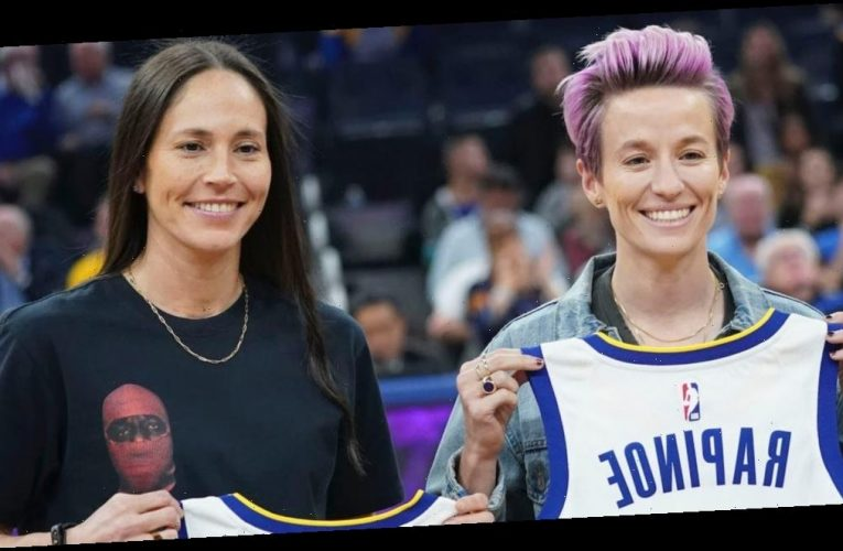 Megan Rapinoe and Sue Bird are engaged. Here's how the superstar soccer-basketball couple makes and spends its millions.
