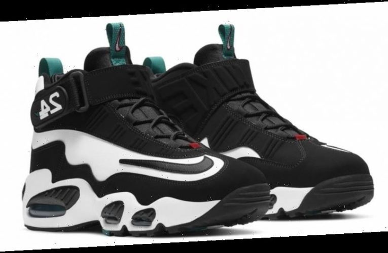 "Ken Griffey Jr.'s Nike Air Griffey Max 1 ""Freshwater"" Is Returning"
