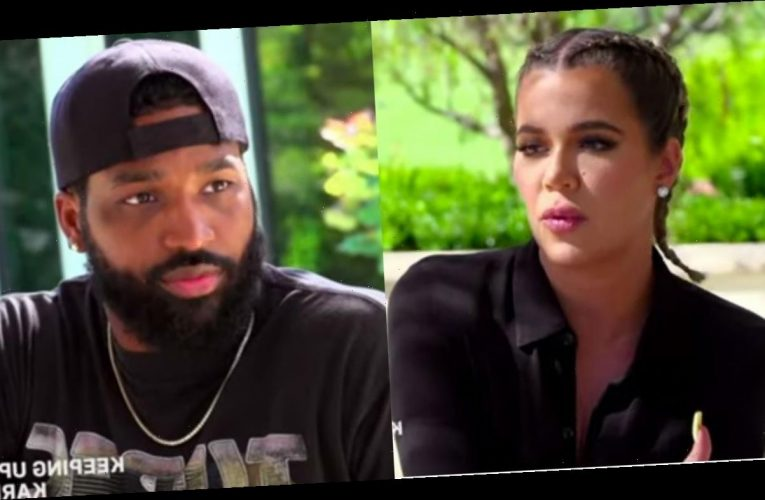 'KUWTK': The Family Wonders What's Going on With Khloe and Tristan