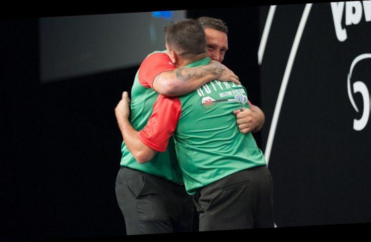 World Cup of Darts 2020: Wonderful Wales set up showdown with holders Scotland in Salzburg