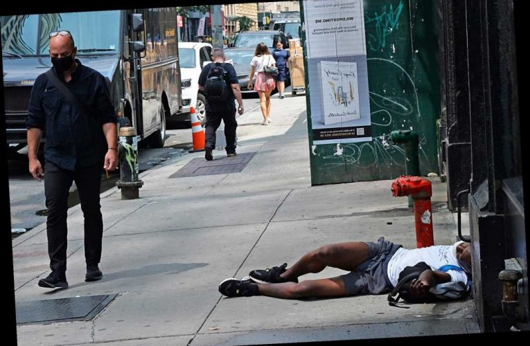 It's no accident that 'Defund the Police' harmed NYC's homeless