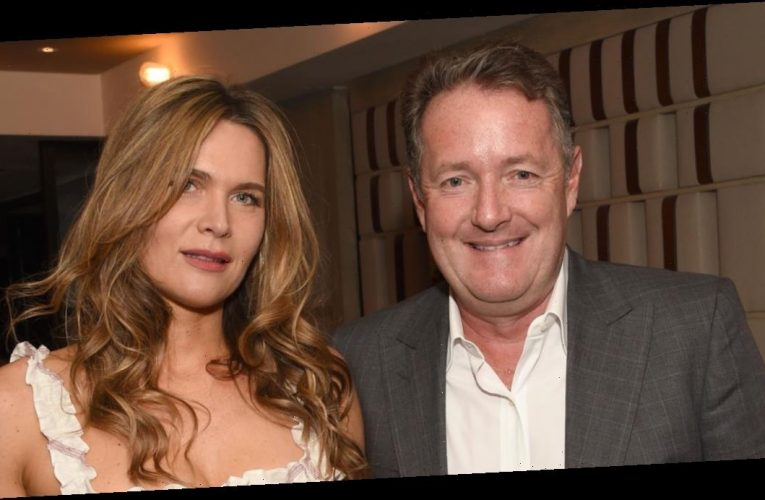 Piers Morgan and wife plan saucy roleplay date to spice up 'boring' life
