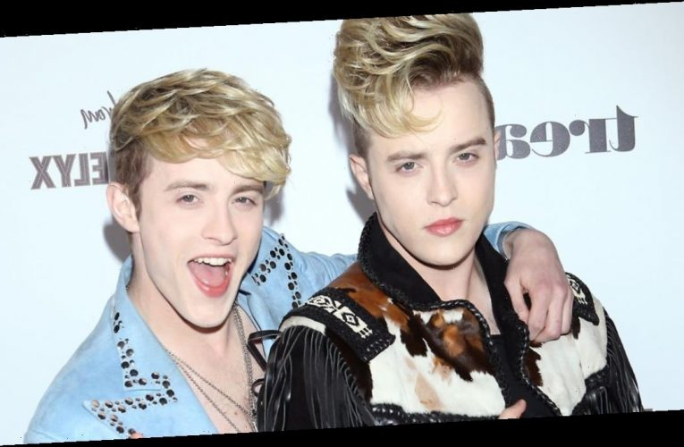 Jedward say they were 'suicidal' over 'sexual content' being shared online