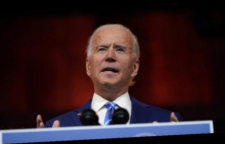 Introducing economic team, Biden pledges, 'Help is on the way'