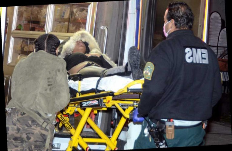 Teen girl among three shot near Williamsburg Bridge
