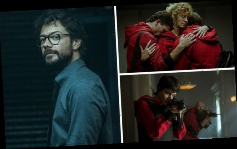 Money Heist season 5 release date, cast, trailer, plot: When is La Casa de Papel back?