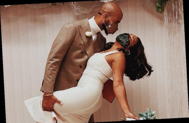 Melanie Fiona and Jared Cotter Eloped In The Sweetest and Most Low-Key Way