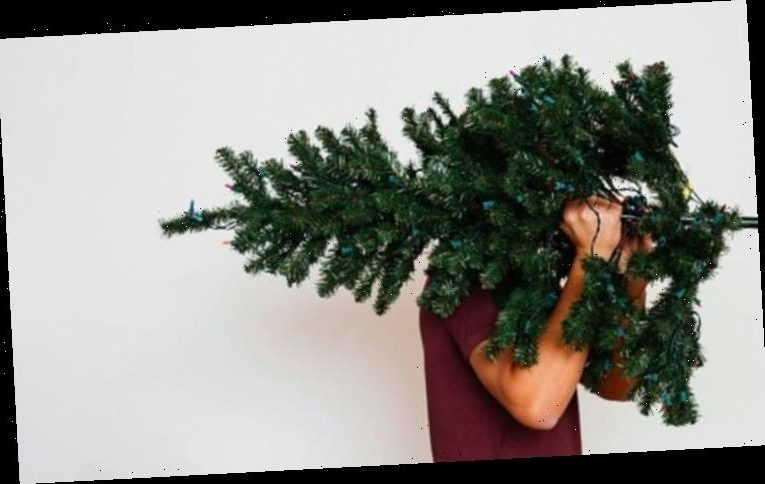 How to make your artificial Christmas tree look fuller