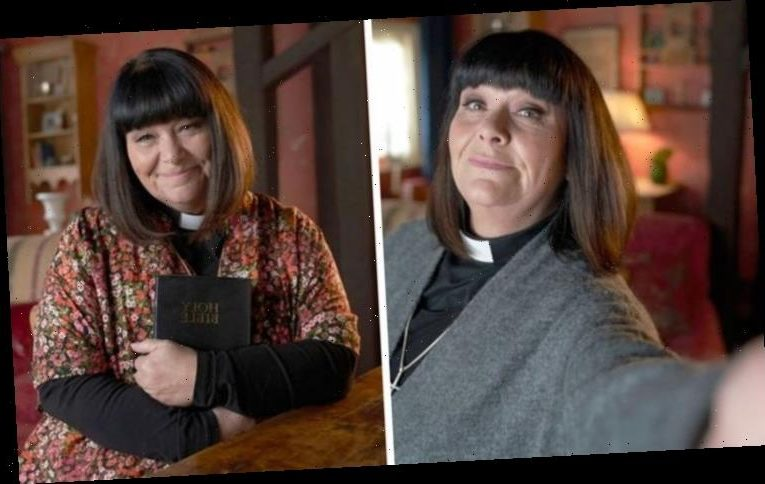 Vicar of Dibley: Richard Curtis opens up on new lockdown episodes