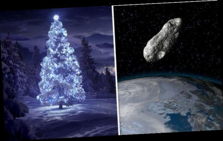 Asteroid as big as Salisbury Cathedral set to pass Earth on Christmas Day