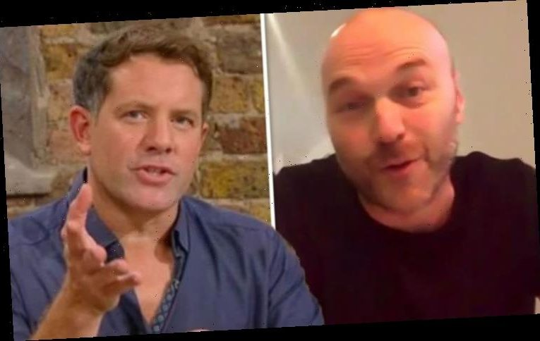 Simon Rimmer: Sunday Brunch host addresses 'rivalry' with Saturday Kitchen 'Get a grip'