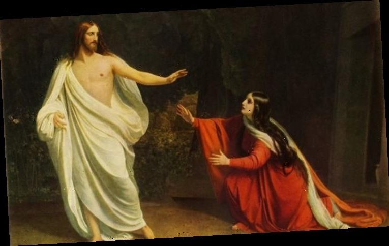 Jesus' relationship with Mary Magdalene 'intimate' as lost gospel sheds light on Bible