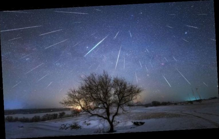 Ursid meteor shower: Can I still see shooting star display?