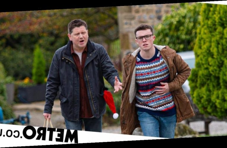 Spoilers: Paul attacks Vinny in Christmas Eve showdown in Emmerdale