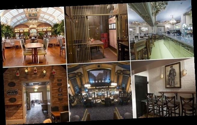 Britain's most unusual Wetherspoon pubs – from banks to theatres