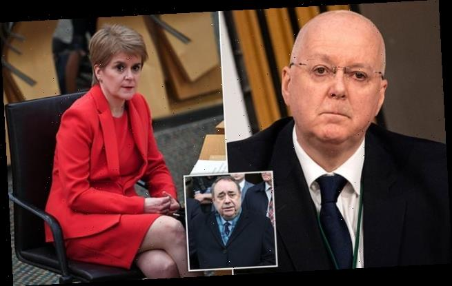 Sturgeon's husband Peter Murrell 'deals fatal blow to her credibility'