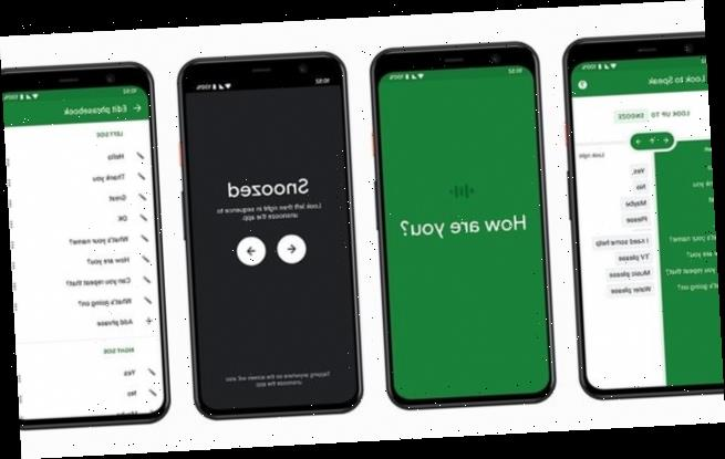 Google app lets people use their eyes to select phrases
