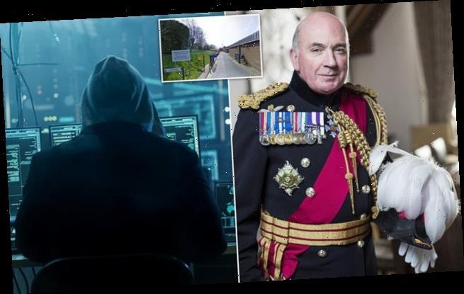 SEBASTIAN SHAKESPEARE: Take cover! Lord Dannatt under cyber attack