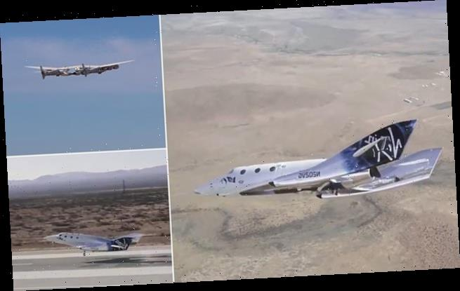 Virgin Galactic test flight to space aborted after engine malfunctions