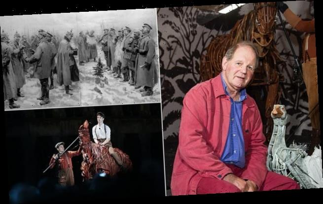 SIR MICHAEL MORPURGO: I WILL get through this Covid ordeal