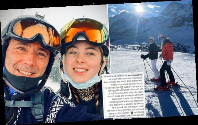 Andy Wigmore among Brits who fled Switzerland to skip quarantine