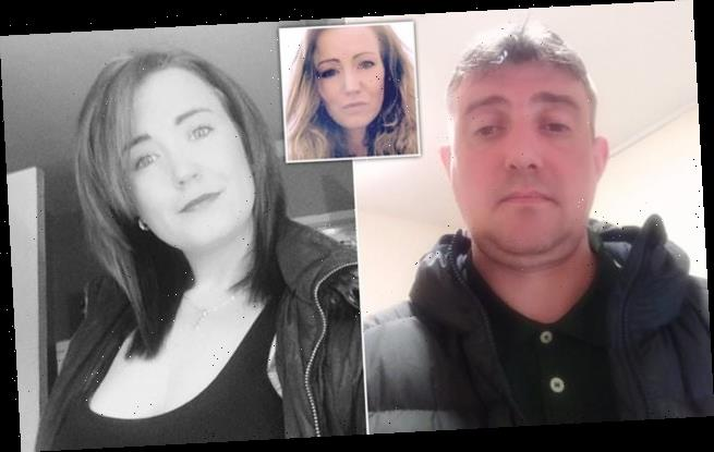 Pictured: Father and woman who were among three found dead in house