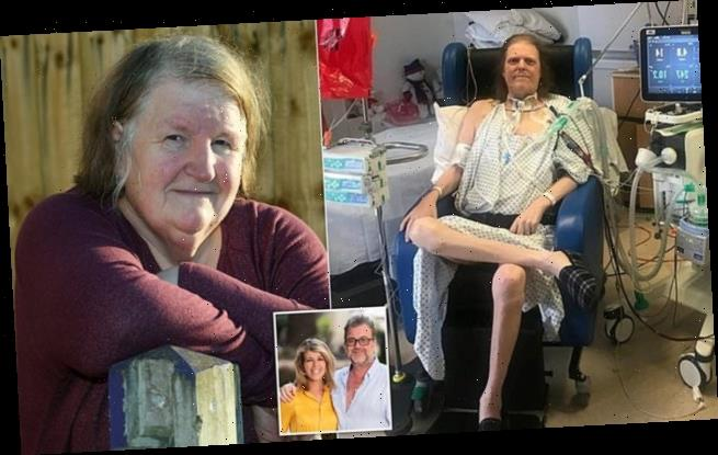 Covid patient spends nine months in hospital ICU