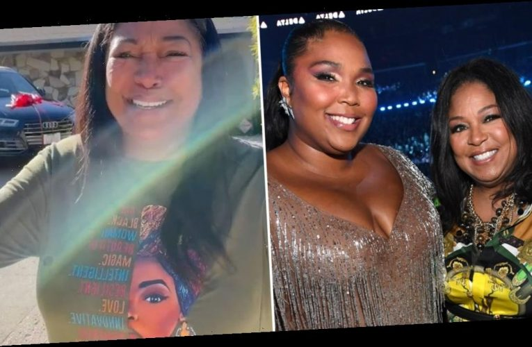 Grab Some Tissues and Watch This Sweet Video of Lizzo Surprising Her Mom With a New Car