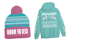 Hype House's Kouvr's Holiday 2020 Merch Is Such A Cozy Mood