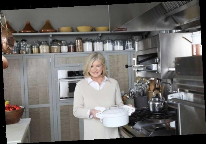 Martha Stewart is teaching a virtual holiday cooking class, and you don't want to miss it