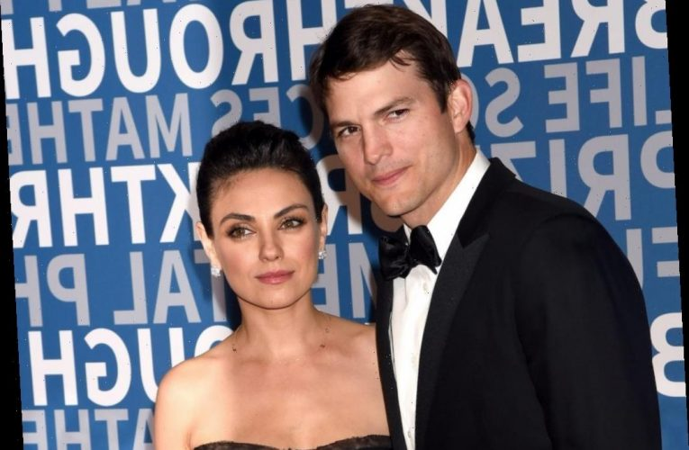 Inside Ashton Kutcher and Mila Kunis's $14 Million Beverly Hills Mansion