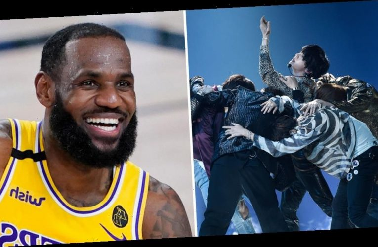 Time Magazine Names BTS As Entertainer Of The Year, With LeBron James Top Athlete