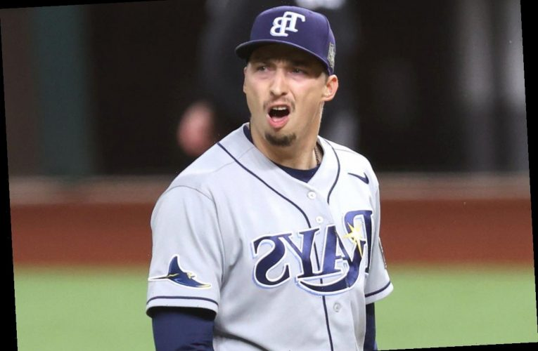 Rays trading Blake Snell to Padres in MLB blockbuster