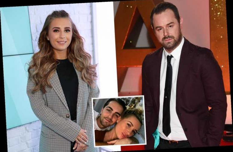 EastEnders' Danny Dyer says he 'tried to kneecap' daughter Dani's boyfriend Sammy before he got her pregnant