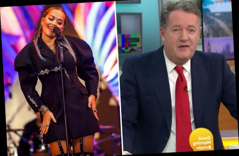 Piers Morgan savages Rita Ora's apology after she breaks coronavirus rules for a second time with trip to Egypt