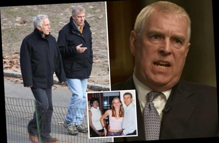 Prince Andrew 'delayed family holiday to party with Jeffrey Epstein on paedophile's island while sex accuser was there'