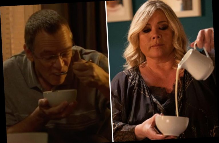 Is Sharon going to kill Ian Beale in EastEnders? Letitia Dean has spoken out about her revenge plan