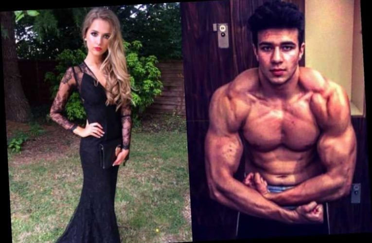 Molly-Mae Hague looks unrecognisable in prom throwback as Tommy Fury shows bulging muscles at 16