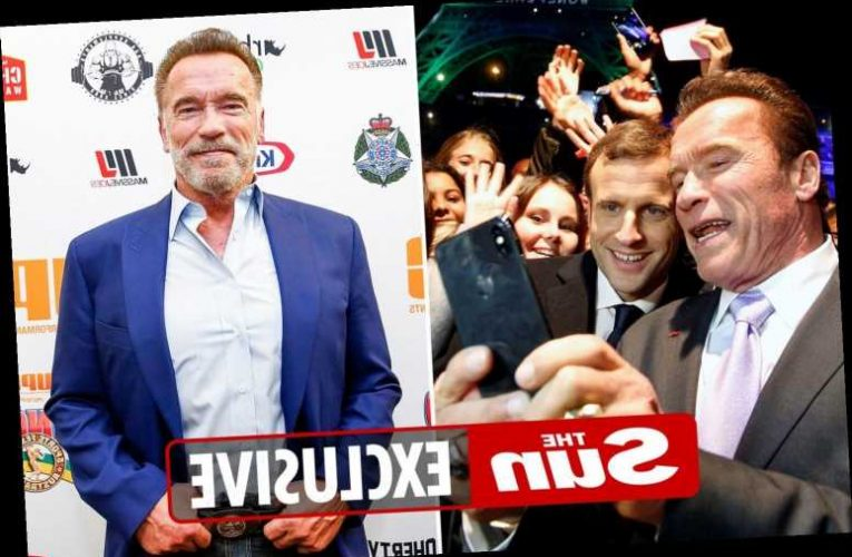 Arnold Schwarzenegger will rake in almost £75,000 by charging £745 to meet fans for photos in Birmingham