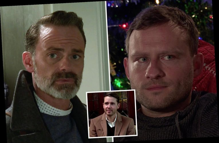 Coronation Street's new Todd Grimshaw star lifts lid of dastardly plans to rip Paul and Billy apart