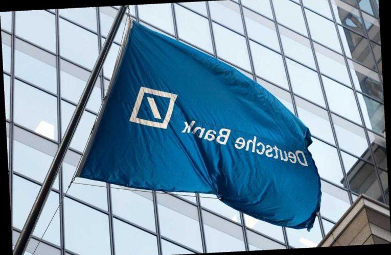 Deutsche Bank, Goldman Sachs plans to flee NYC sign of big trouble