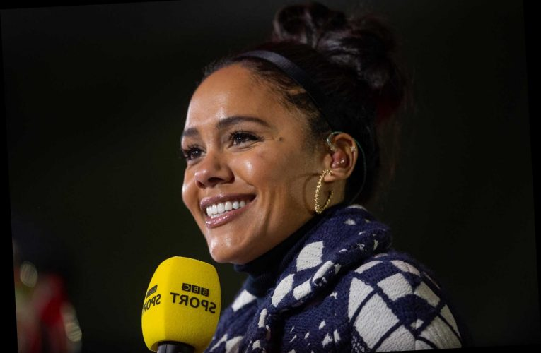 Who is Alex Scott? Strictly Come Dancing star partnered with Neil Jones