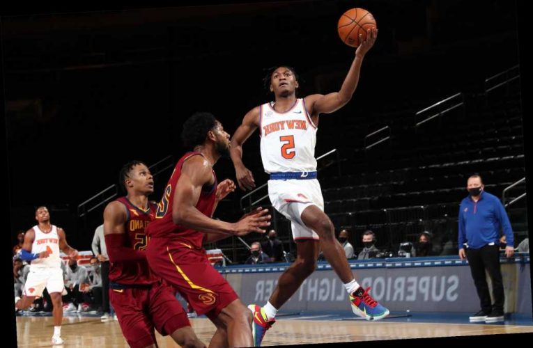 Knicks make key lineup calls before season-opener
