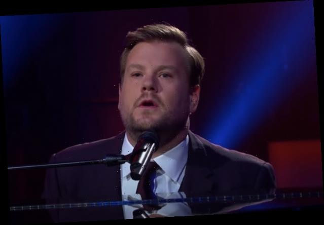 James Corden Says He's So 'Homesick' He Might Quit 'Late Late Show'