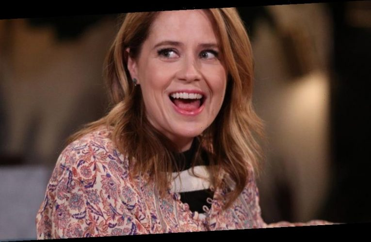 'The Office': Jenna Fischer Accidentally Prepared for Pam Beasley Role for 7 Years