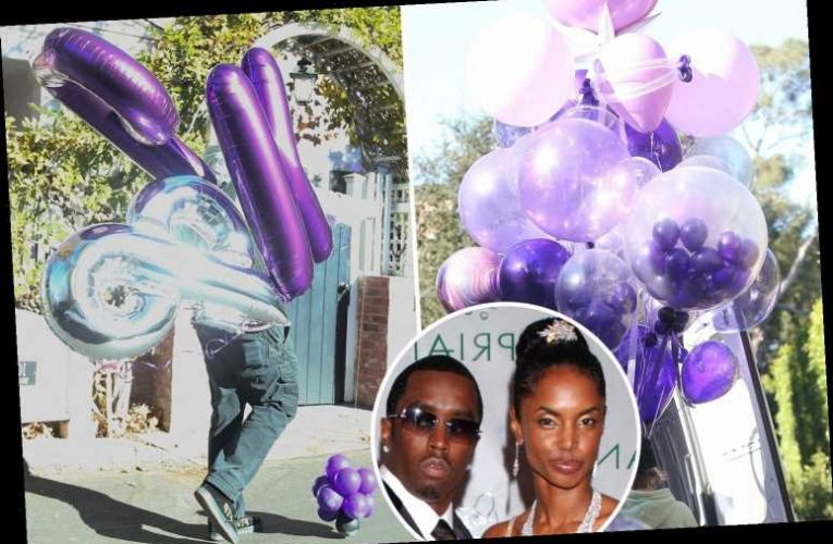 Diddy's late ex Kim Porter's family and friends celebrate her 50th birthday with big bash two years after her death