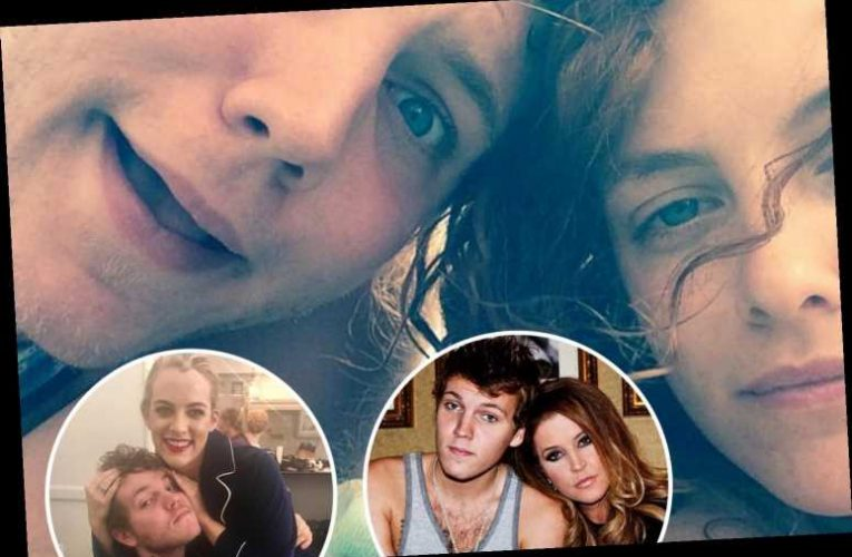 Lisa Marie Presley's daughter Riley Keough suffers 'painful' first Christmas without brother Ben after his suicide death