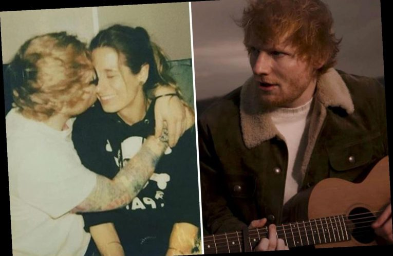 Ed Sheeran fans convinced new single Afterglow is a tribute to wife Cherry as he sings about 'waiting on a miracle'